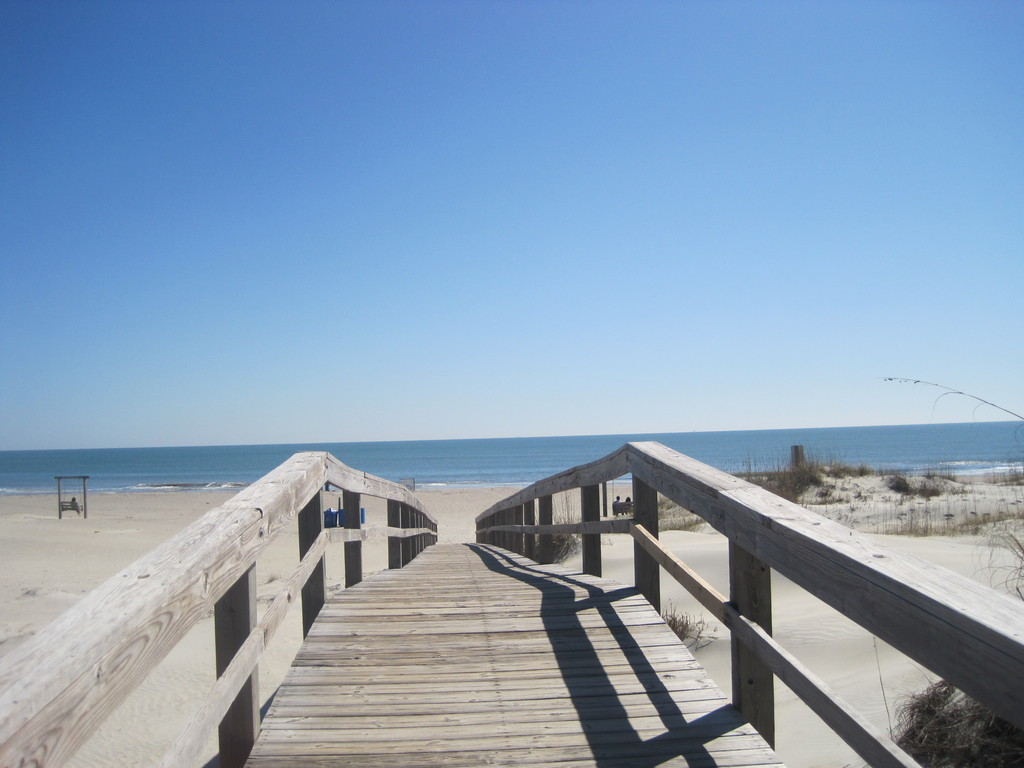 Tybee Island Shore - Ceremony Sites - 14th Street crossing, Tybee Island, GA, 31328