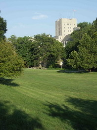 Ceremony: Dunn Meadow - Ceremony Sites -