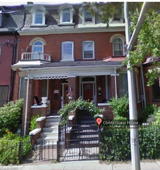 Comfy Guest House - Hotels/Accommodations - 250 Gerrard St E, Toronto, ON, M5A