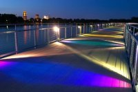 Gray's Lake Park - Attraction - 2101 Fleur Drive, Des Moines, Iowa, United States