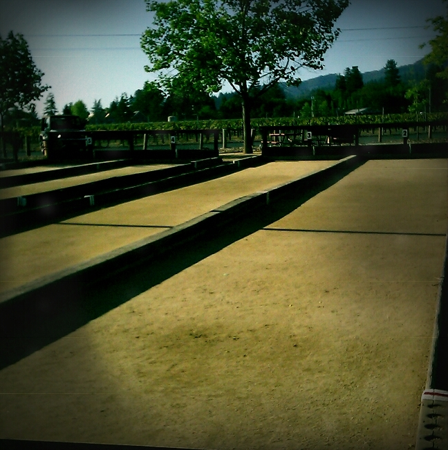 Bocce Courts At Crane Park - Parks/Recreation - Crane Park, 298 Crane Ave, St. Helena, California, 94574