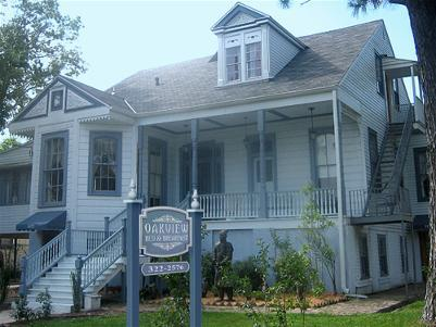 Oakview Bed And Breakfast - Hotels/Accommodations - 1172 City Park Avenue, New Orleans, LA, United States