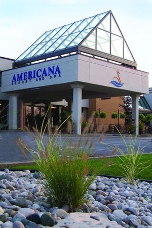 Americana Waterpark Conference Resort & Spa - Reception Sites - 8444 Lundys Ln, Niagara Falls, ON, L2H 1H4
