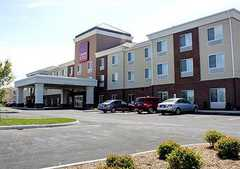 Comfort Suites - Hotel - 2001 N. Lincoln Ave., Urbana, Il., 61801, United States