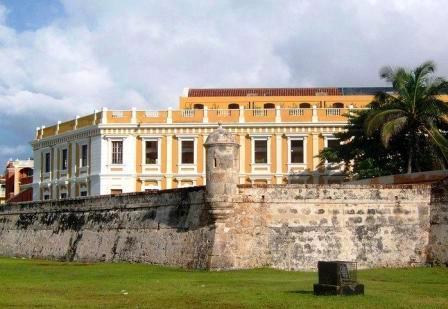 Baluarte De Santa Clara - Reception Sites - Calle Zerrezuela, Cartagena, Bolívar, Colombia