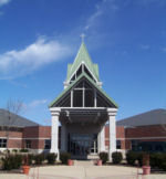 Calvary United Methodist Church - Ceremony Sites - 1700 N Towanda Ave, Normal, IL, 61761