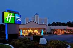 Holiday Inn Express - Hotel - 120 Holiday Dr, Summerville , SC, 29483, United States