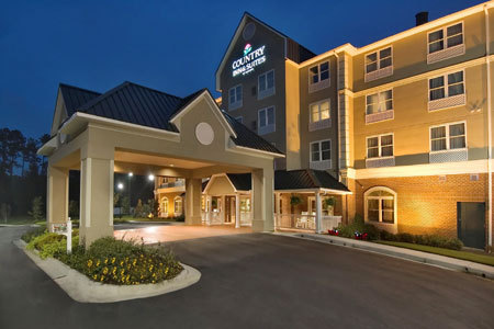 Country Inn & Suites - Hotels/Accommodations - 220 Holiday Dr, Summerville, SC, 29483