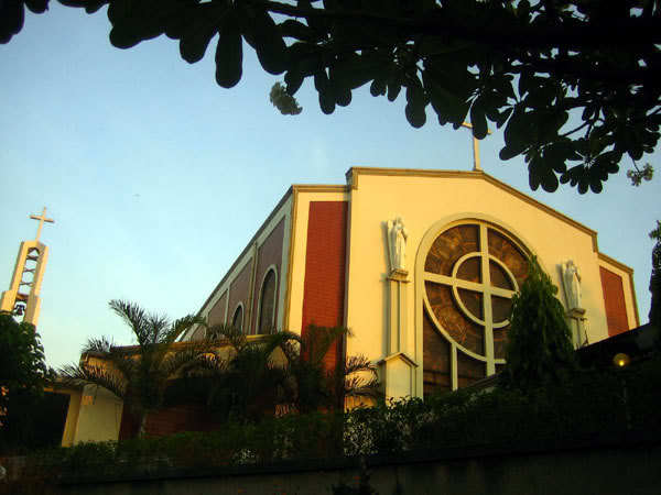 Sanctuario De San Jose Parish - Ceremony Sites - Buffalo corner Duke St. East Greenhills, Mandaluyong Metro Manila