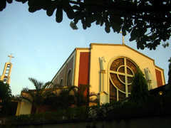 Sanctuario de san jose Parish - Ceremony - Buffalo corner Duke St. East Greenhills, Mandaluyong Metro Manila