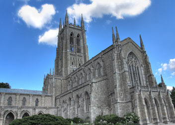 Bryn Athyn Cathedral - Ceremony Sites - 1050 Cathedral Rd, Bryn Athyn, PA, 19006