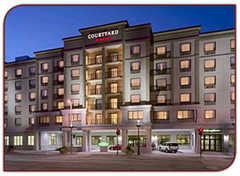 Marriott Courtyard - Hotel - 300 W Michigan St, Milwaukee, WI, 53203, US