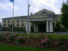 The Holiday Inn Express - Hotels/Accommodations - 4443 W Schroeder Dr, Milwaukee, WI, 53223