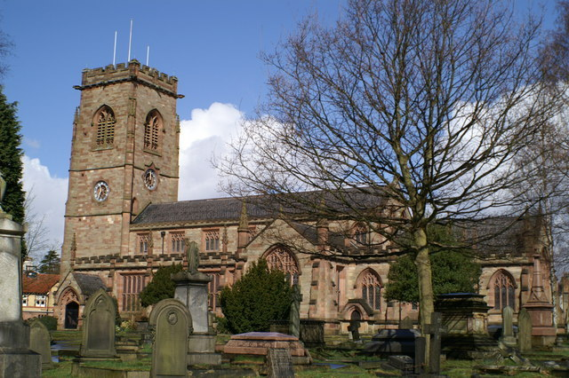 St. Mary's Church, Bowdon - Ceremony Sites - 