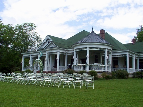 Parker Place Train Depot - Ceremony Sites, Reception Sites - 77 West Oak Street, HWY 54, Luthersville, GA, 30251, USA