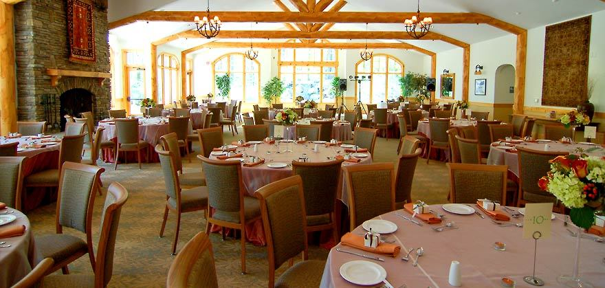 Mountain Flowers Lodge - Reception Sites - 5000 S Homestead Rd, Glen Arbor, MI, 49636