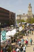 Des Moines Farmers Market - Rest/Bars/Farmers Market - 300 Court Ave, Des Moines, IA, 50309
