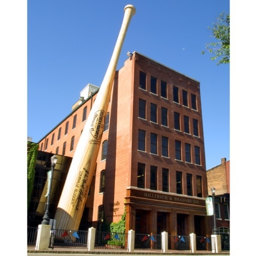 Louisville Slugger Museum - Attractions/Entertainment, Restaurants, Ceremony Sites - 800 West Main Street, Louisville, KY, USA