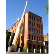 Louisville Slugger Museum - Attraction - 800 West Main Street, Louisville, KY, USA