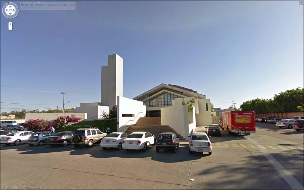 Iglesia San Josemaria Escriva De Balaguer - Ceremony Sites - José María Escrivá 750, Guadalajara, Jalisco, Mexico