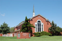 Mayflower Congregational Church - Ceremony Sites - 3901 NW 63rd St, Oklahoma City, OK, 73116