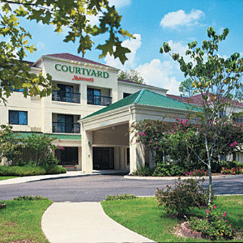 Courtyard Shreveport-bossier City/louisiana Boardwalk - Hotels/Accommodations - 100 Boardwalk Boulevard, Bossier City, LA, United States