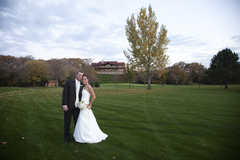Brandon Wedding In October in Harrisburg, SD, USA