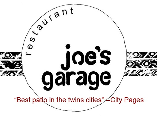 Joe's Garage - Restaurants, Rehearsal Lunch/Dinner - 1610 Harmon Pl, Minneapolis, MN, United States