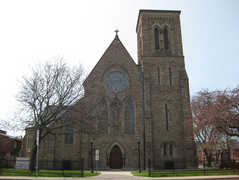 St. Patrick's Church - Ceremony - 440 King Street East, Hamilton, Ontario, L8N 1C6, Canada