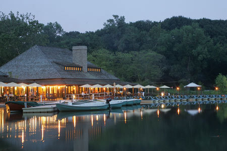 Forest Park Boathouse - Restaurants, Attractions/Entertainment - Government Dr., Forest Park, Saint Louis, MO, United States