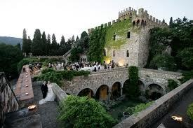 Castello Di Vincigliata - Reception Sites, Ceremony Sites - Via Di Vincigliata, 19, Fiesole, FI, Italy