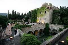 Fiesole Wedding In June in Fiesole, Italia