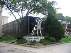 Canadian Football Hall of Fame & Museum - Attraction/Entertainment - 58 Jackson Street West, Hamilton, ON, Canada