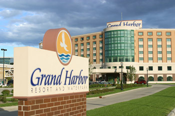 Grand Harbor Resort & Waterpark - Ceremony Sites, Hotels/Accommodations, Reception Sites - 350 Bell Street, Dubuque, IA, 52001, United States