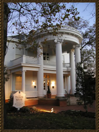 The Tucker House - Reception Sites, Ceremony Sites - 418 N Person St, Raleigh, NC, 27601