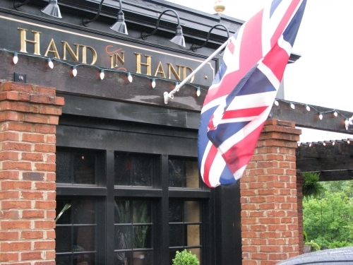 Hand In Hand - Attractions/Entertainment, Restaurants, Bars/Nightife - 752 N Highland Ave NE, Atlanta, GA, United States