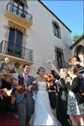 Barcelona Wedding In February in Barcelona, Spain