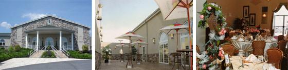 Visaggio's Ristorante - Reception Sites -