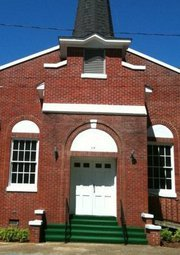 Second Baptist Church - Ceremony Sites - 314 Yeates St, Starkville, MS, 39759