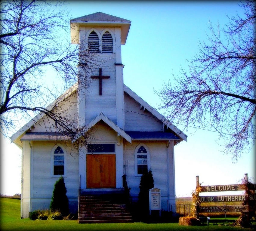 Solor Lutheran Church - Ceremony Sites - 4300 Dent Avenue, Webster, MN, 55088