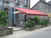 Hotel-Restaurant du Quercy - Hotel - Faubourg d'Auriac, Lauzerte, Midi-Pyrénées, 82110 Lauzerte