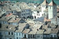 Lauzerte - Attraction - Lauzerte, Midi-Pyrénées