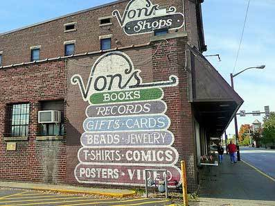Von's Gifts And Beads - Shopping - 315 W State Street, West Lafayette, IN, 47906