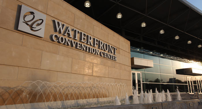 Waterfront Convention Center - Reception Sites - Isle Pkwy, Bettendorf, IA, 52722