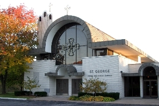 St. George Greek Orthodox Church - Ceremony Sites - 2930 31st Ave, Rock Island, IL, 61201