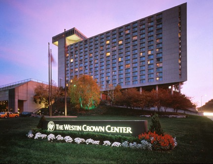 Westin Crown Center - Hotels/Accommodations, Reception Sites - 1 Pershing Road, Kansas City, MO, USA
