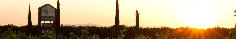Wiens Family Cellars - Ceremony Sites, Wineries, Ceremony & Reception - 35055 Via Del Ponte, Riverside County, CA, 92592, US