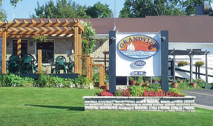 grandview motel and dining room | wedding venues & vendors
