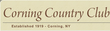 Corning Country Club - Reception Sites - Country Club Dr, Corning, NY, 14830
