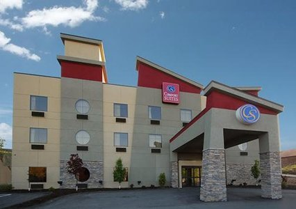 Comfort Suites - Hotels/Accommodations - 1523 Old Brodhead Rd, Monaca, PA, 15061